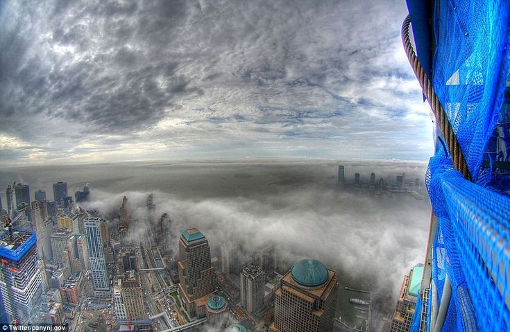 One Trade Center view - New York City