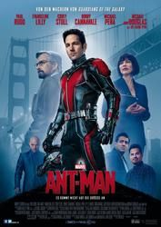 Ant Man Movie poster #1