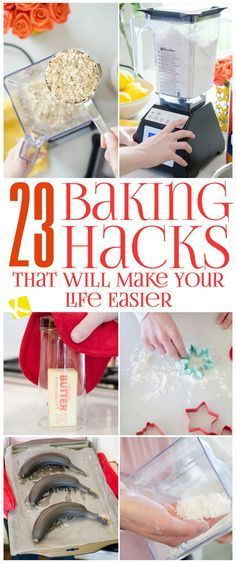 23+Genius+Baking+Hacks+That+Will+Make+Your+Life+Easier