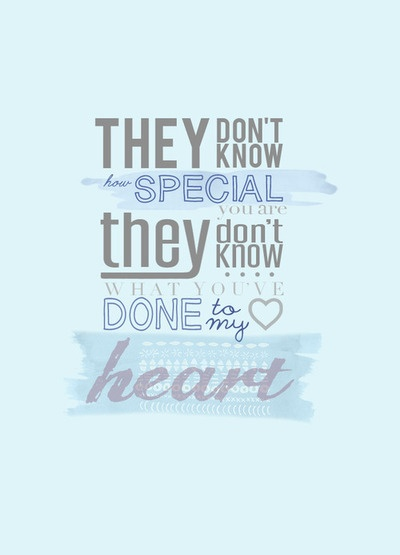 They Don't Know About Us - One Direction lyrics