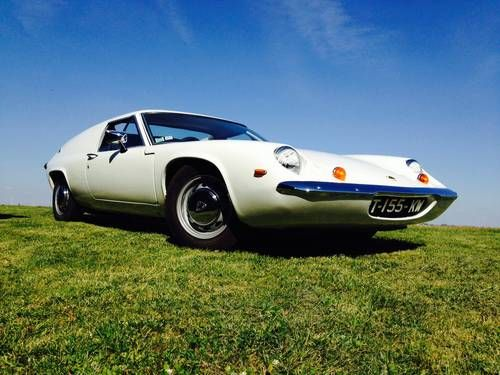 Lotus europa S2 For Sale (1969)