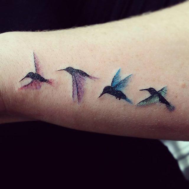 Hummingbirds~~~~