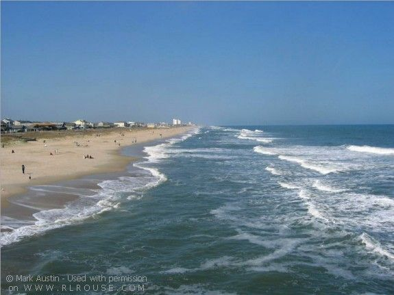 Outer banks, NC.  Gorgeous.
