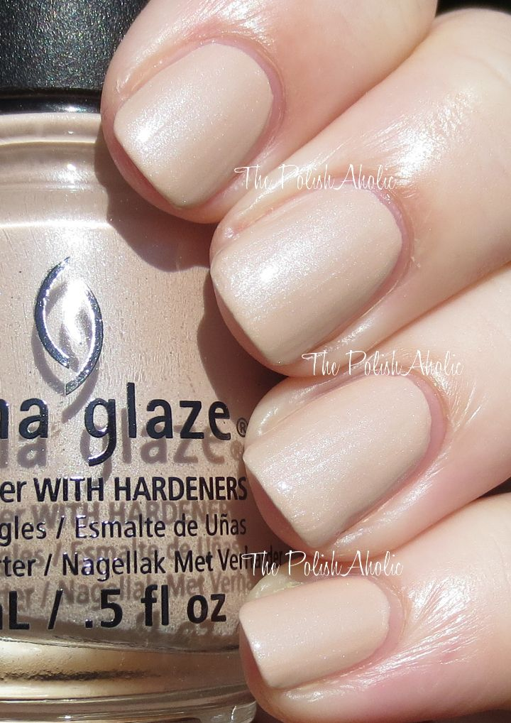 China Glaze - Don't Honk Your Thorn (City Flourish Collection Spring 2014) / ThePolishAholic