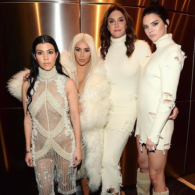 Kim Kardashian just trashed Caitlyn Jenner's new memoir. Link in bio for her no holds barred reaction   via ELLE USA MAGAZINE OFFICIAL INSTAGRAM - Fashion Campaigns  Haute Couture  Advertising  Editorial Photography  Magazine Cover Designs  Supermodels  Runway Models