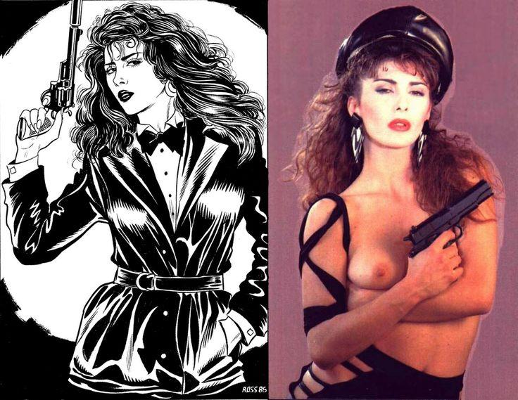 Ramba l'originale e la versione a fumetti
