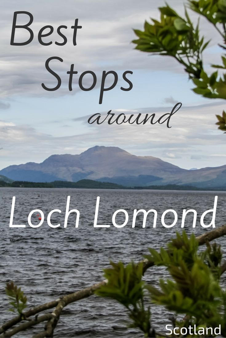 Discover Loch Lomond Scotland in the heart of the Trossachs National park. A short drive from Glasgow will take you to this freshwater lake surrounded by mountains. Check out the best views in photos and video at: http://www.zigzagonearth.com/loch-lomond-scotland/
