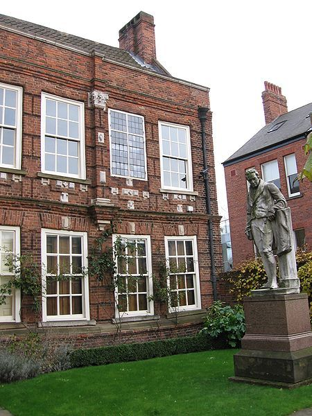 Wilberforce House, (the birthplace of William Wilberforce) Kingston Upon Hull, UK