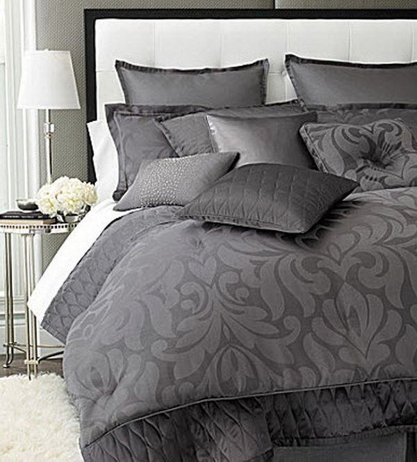 Candice Olson Bedding Collection, I'm in LOVE with the lux look of these!