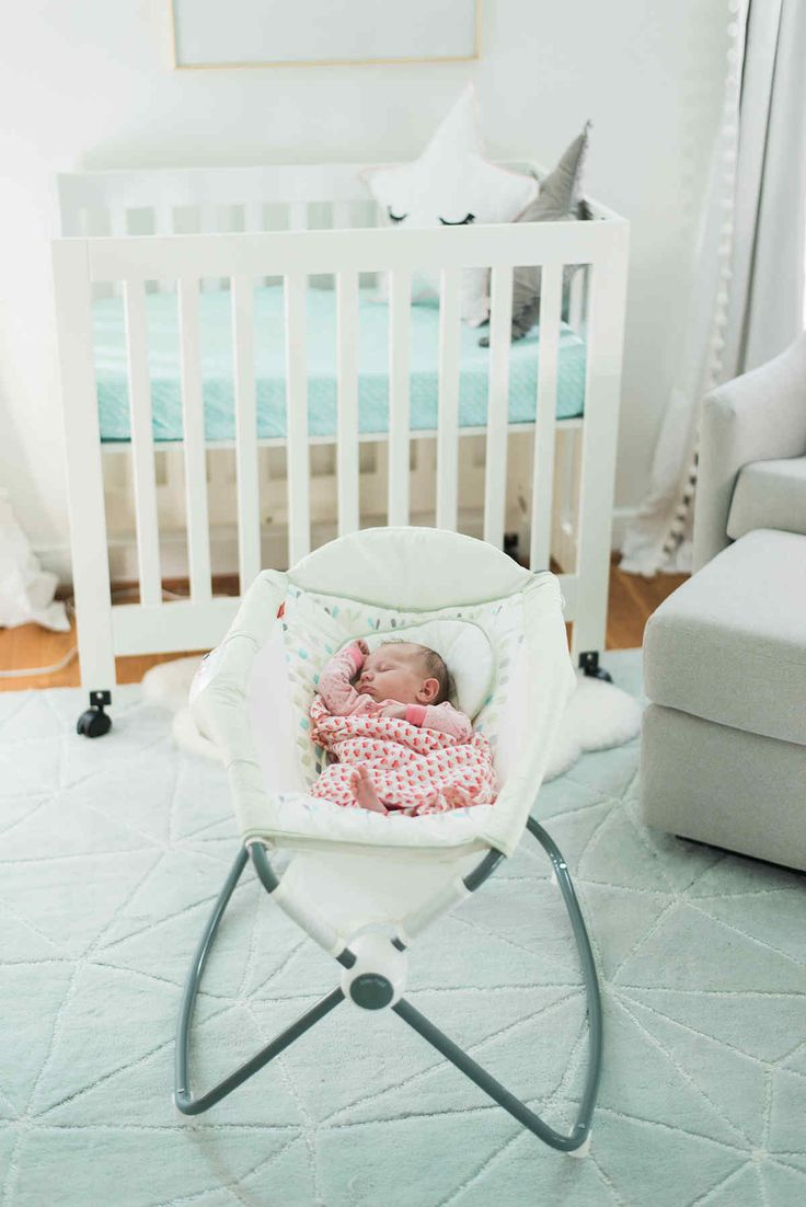 babyletto Origami Mini Crib - LayBabyLay
