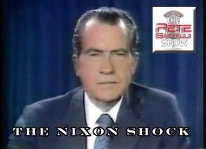 The Nixon Shock-Petrodollar Collapse