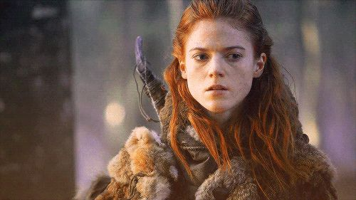 Ygritte Rose Leslie Game Of Thrones