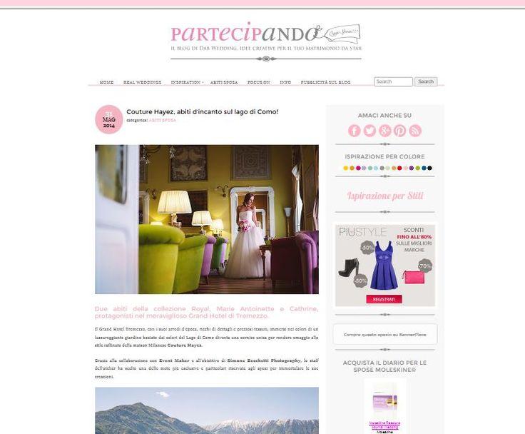 On Partecipando - il blog di Dab Wedding