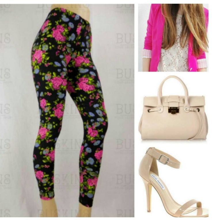 Looking to make a statement in PINK. Love the colour popping off of these leggings pair it with heels and a blazer for the office. Perfection! http://mybusikins.com/#vrollinson referring affiliate Valarie Rollinson