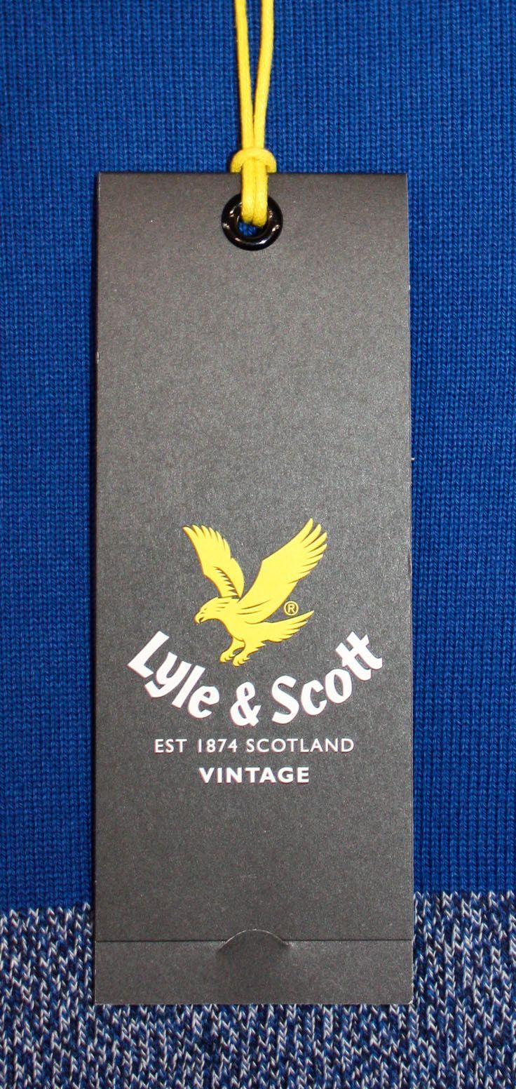 Lyle&Scott #hangtag