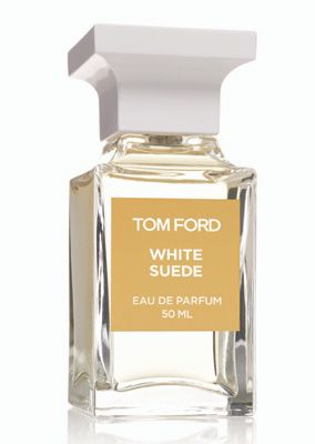 What happens when the soft, white notes of musk and rose are put into play with the unexpected accord of leather-suede?  Tom Ford White Suede fragrance explores this duality, creating a fascinating tension between feminine and masculine.