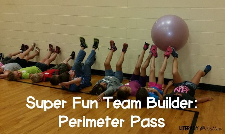 Team Builders: Games to Build the Classroom Commun…