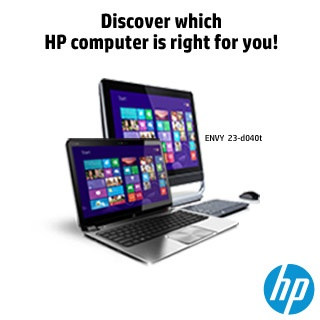 Discover Which HP Computer Is Right For You! Take Our Quiz Now!
