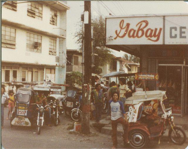 Olongapo City, Philippines 1981