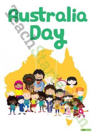 Australia Day Teaching Resource Pack