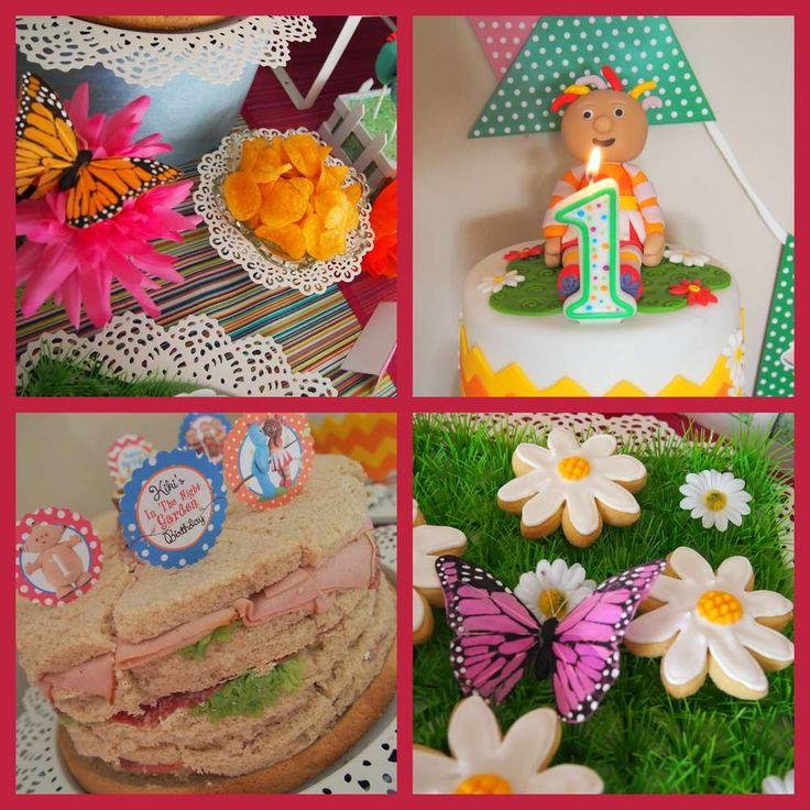 31 best Girls in the night garden first birthday images on