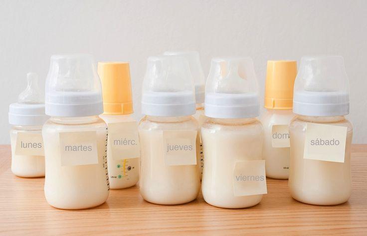 Manejo de la leche materna