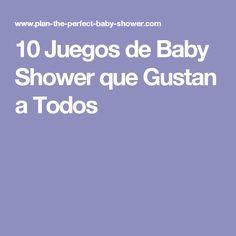 10 Juegos de Baby Shower que Gustan a Todos                              …
