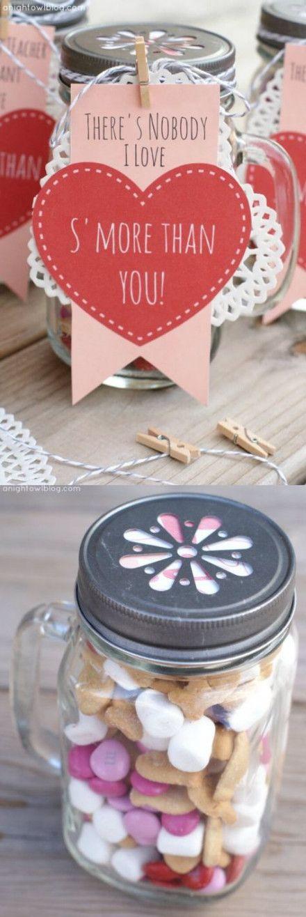 New Gifts Diy Ideas Boyfriend Mason Jars 53 Ideas