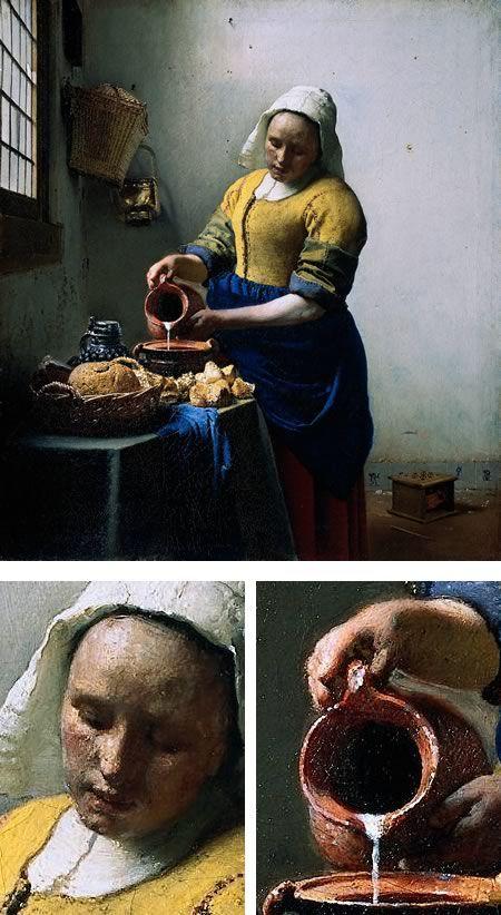 25 best ideas about the milkmaid on pinterest milkmaid - La lechera de vermeer ...
