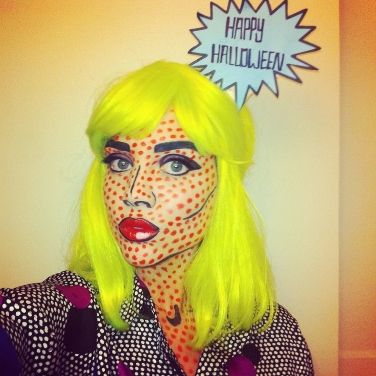 Halloween costume!