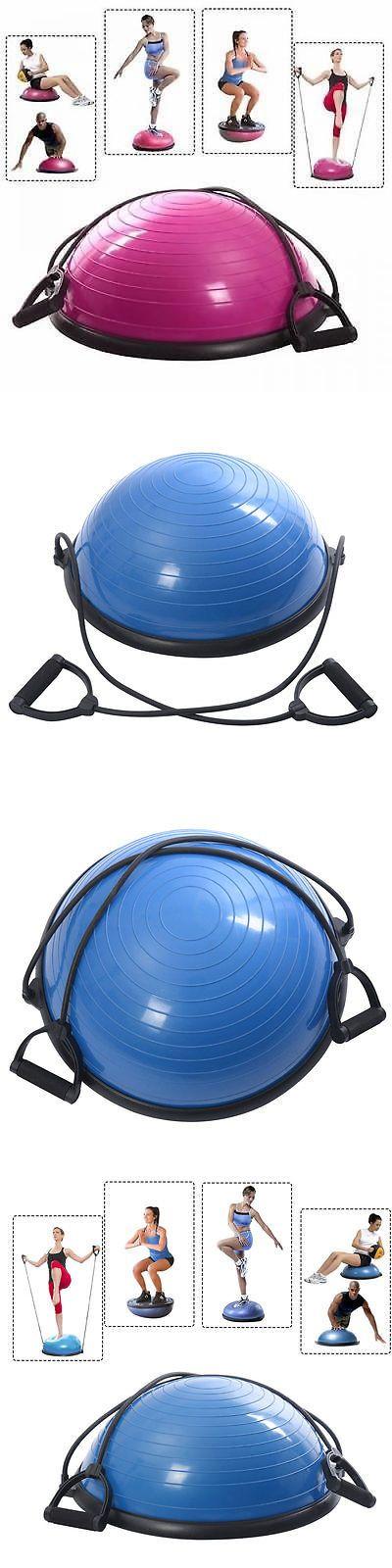 Balance Trainers 179803: Bosu Balance Ball Trainer Strength Training Equipment Yoga Endurance Workout -> BUY IT NOW ONLY: $64.99 on eBay!
