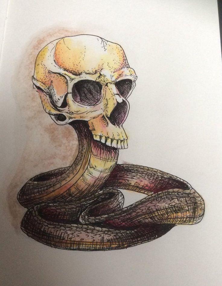 картинки черепа со змеями отрадно, что