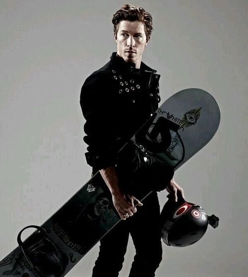 Shaun White. 2013 photo shoot.