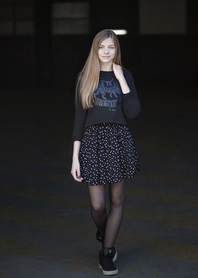 c77250a529dccc Marque de vêtements automne-hiver pour junior fille : Mode way by ...