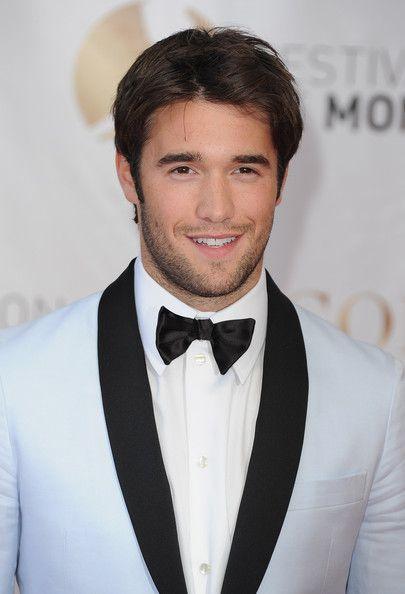 Joshua Bowman - 52nd Monte Carlo TV Festival Closing Ceremony - Golden Nymph Award
