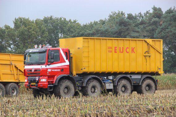 Tatra Phoenix 460 Agritruck