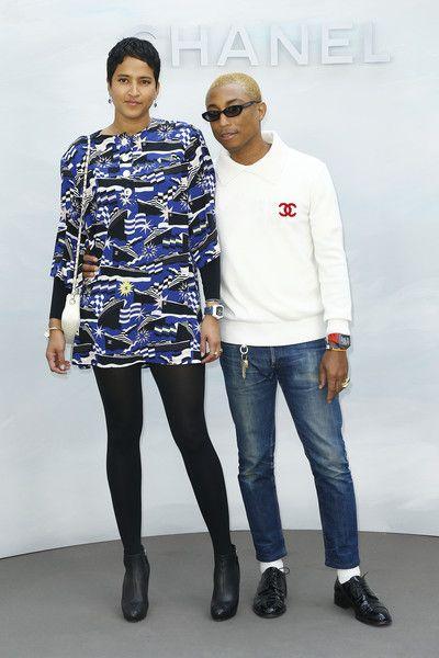 Pharrell Williams Photos Photos: Chanel: Photocall - Paris ...