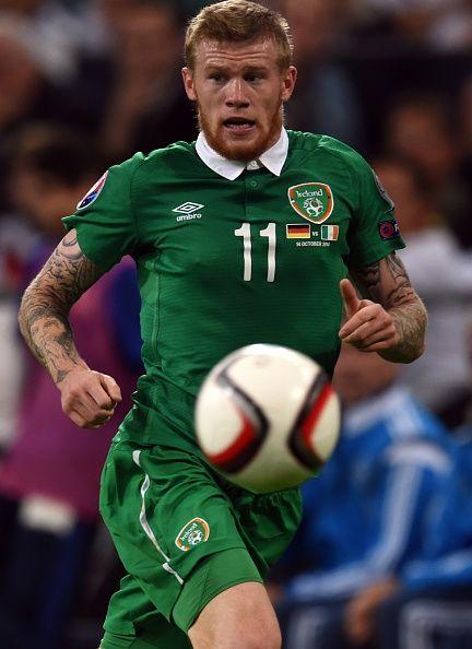 James McClean - Ireland