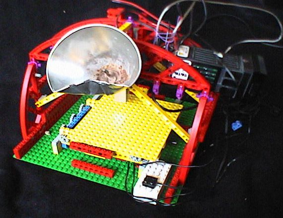 3D Chocolate Printer Made From LEGO: 10 Steps (with Pictures)