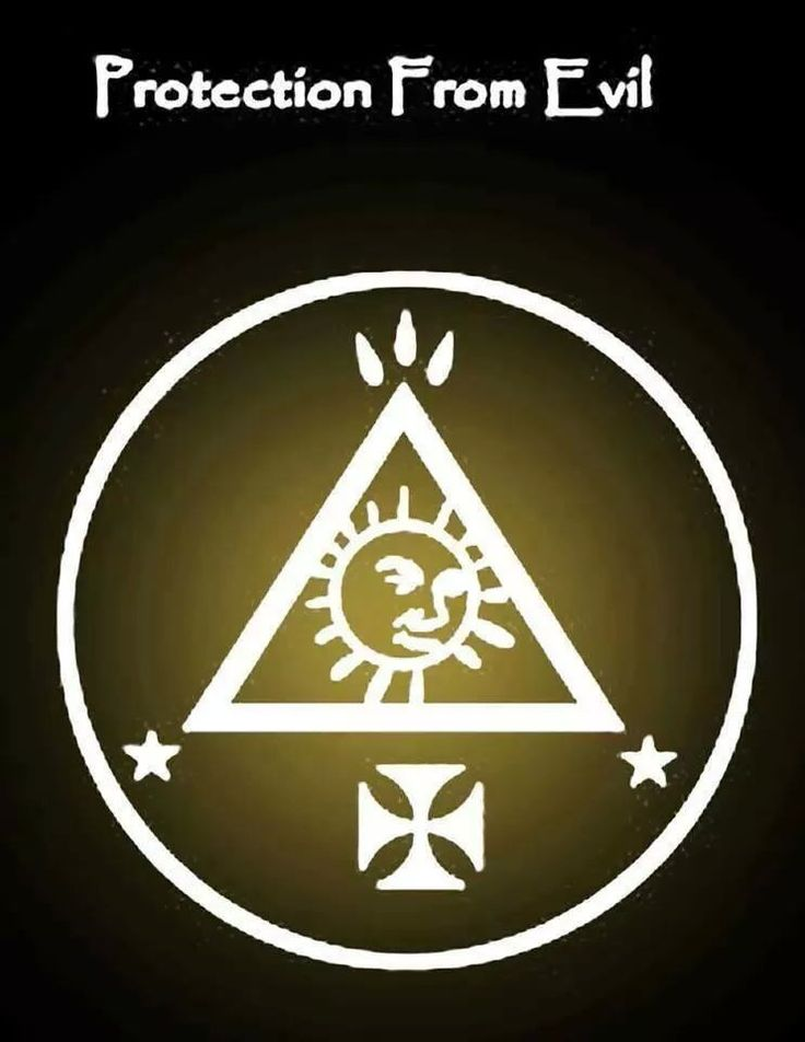 Pictures of Protection Symbols Against Evil Spirits - #rock-cafe