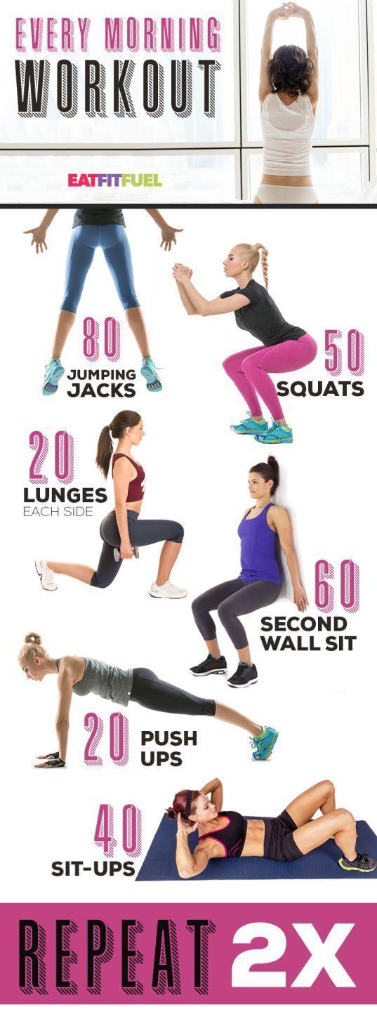 7 Schnelle Workouts, die Sie überall ausführen können