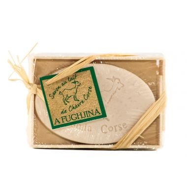 A Fughjina - Savon au Lait de Chèvre Corse