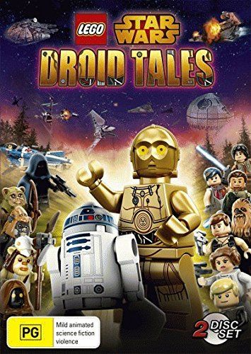 Lego Star Wars  Droid Tales NONUSA Format  PAL  Region 4 Import  Australia * Check out this great product.