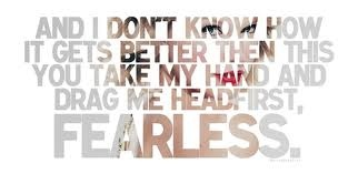 fearless quotes #sotswift