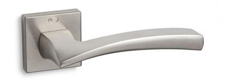 Дверные ручки CONVEX 1145 матовый никель, CONVEX, 40-0023141