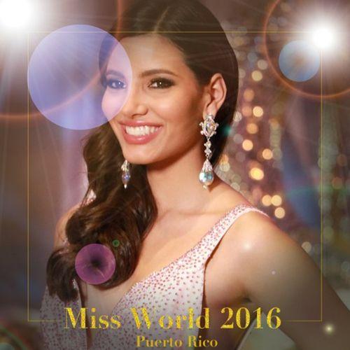 Miss Mondo 2016 è la portoricana Stephanie Del Valle. Giada Tropea sconfitta nella finalissima