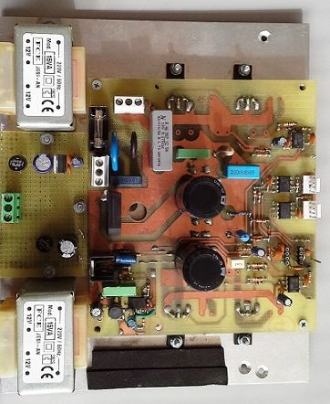 GENUS RAL119 generator module: designed for cleaning applications and ultrasonic cleaning
