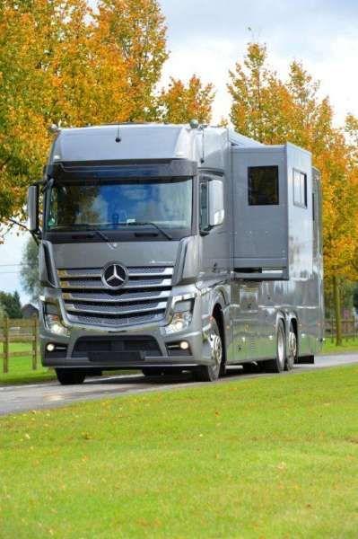 Rv: Mercedes Actros Germany - STX Motorhomes