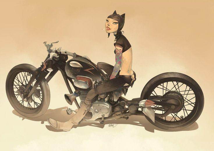 Otto Schmidt. Otto Schmidt's pin-ups: ... - SUPERSONIC ART