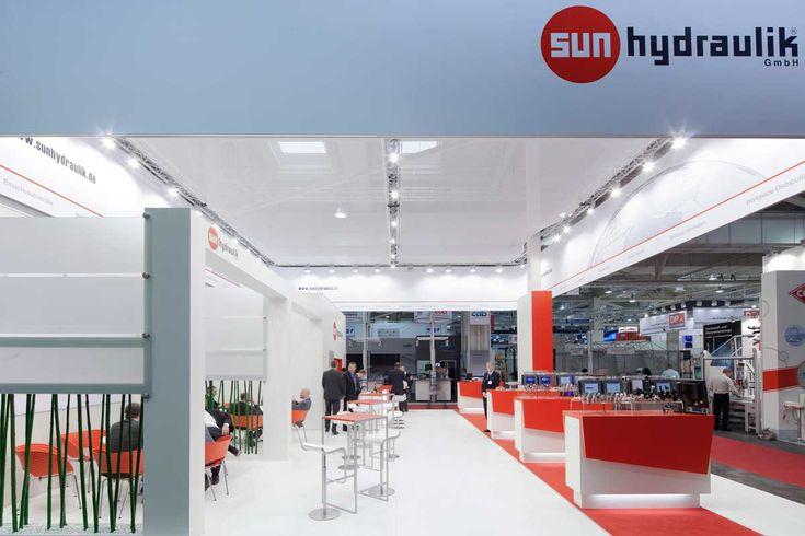 SunHydraulik / #HMI / Hannover Interesse an einem Messetand? Kontaktieren Sie uns: http://www.wum.de/aschaffenburg/  #Messebau #wumdesign #wum #Messestand